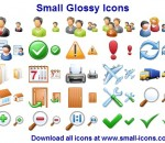 Small Glossy Icons 2013.2