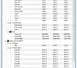 HWMonitor Pro (64-bit) 1.17