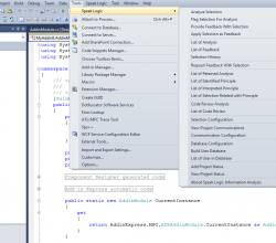 Speak Logic Code Review Analysis For Visual Studio V2012 3.0