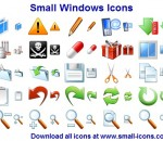 Small Windows Icons 2013.1