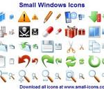 Small Windows Icons 2013.1
