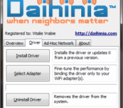 Daihinia WiFi Relay 1.7.11