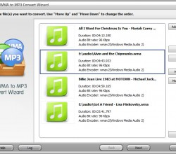 Free WMA to MP3 Convert Wizard 5.2.3