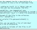 CommandLine 2.6