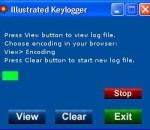 Illustrated Keylogger 3.1.0
