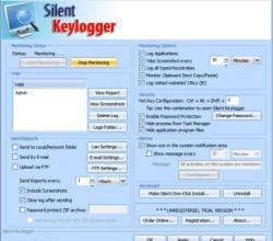 Silent Keylogger 1.32