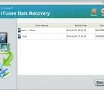 iStonsoft iTunes Data Recovery 2.1.18