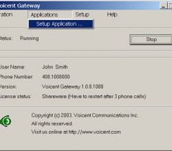 Voicent VoiceXML Gateway 9.0.5