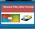 Restore Files after Format 4.0.0.32