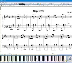MagicScore Virtual Piano 7.225
