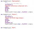 SortCode 1.0