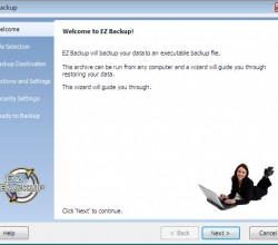 EZ Backup My Documents Basic 6.42