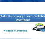 Data Recovery from Deleted Partition 4.0.0.32