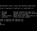 Base64 De-/Encoder 1.2.2