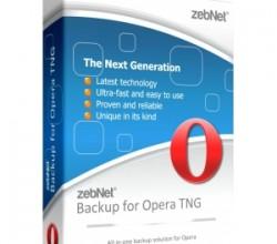 Backup for Opera