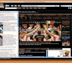 Oregon State Beavers IE Browser Theme 0.9.0.1