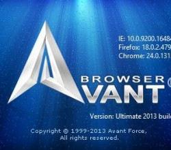 Avant Browser Ultimate 2013
