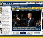 Cal Golden Bears Firefox Browser Theme 0.9.0.1