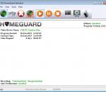 SGS HomeGuard Standard VMD software 2.0.0