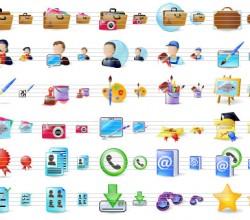 Large Portfolio Icons 2013.2
