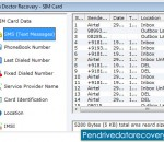 Sim Card SMS Recovery Software 5.3.1.2