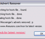 Live Advert Remover 1.0
