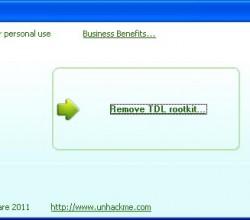 TDL Rootkit Detector 3.00
