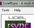 LicielRsync 0.1.9 Alpha