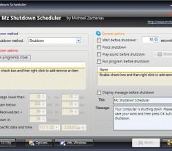 Mz Shutdown Scheduler 2.1.0