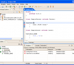 Eclipse Classic 4.2.2 (64-bit)