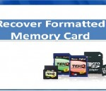 Recover Formatted Memory Card 4.0.0.32