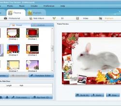 Photo Slideshow Maker Free Version 5.58