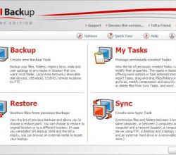 GFI Backup 2012