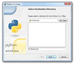 Python 3.3.3