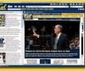 Cal Golden Bears IE Browser Theme 0.9.0.1