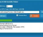 Windows 8 USB Installer Maker 1.0.23.12