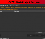 Flash Project Encrypter 5.3.1