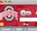 OSU Buckeyes Firefox Browser Theme 0.9.0.1