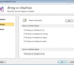 Favorite to OneNote 3.0.0.10