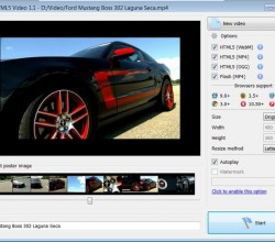 Easy Html5 Video for Mac 1.1