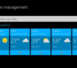 WeatherBug for Win8 UI - Free Download