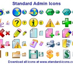 Standard Admin Icons 2013.1