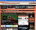 NHL Philadelphia Flyers Firefox Theme 1.1.1
