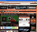 NHL Philadelphia Flyers Firefox Theme 1.1.1
