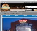 Bracket Madness Basketball Firefox Theme 1.1