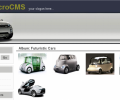 PHP MicroCMS - Web Content Management System 3.0.1