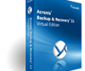 Acronis Backup and Recovery 11 Virtual Edition 11