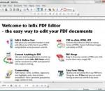 Infix PDF Editor 6.20