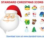 Standard Christmas Icons 2013.2