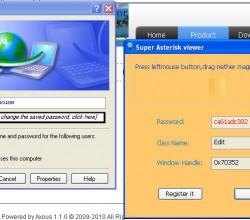 Super Asterisk password viewer 6.4